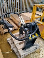 Avant loader attachments